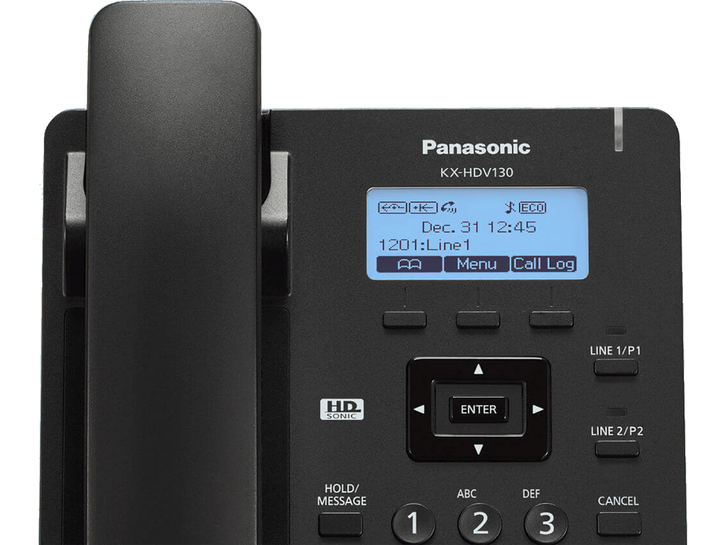 Unified Communications Brisbane: Panasonic KX-HDV130