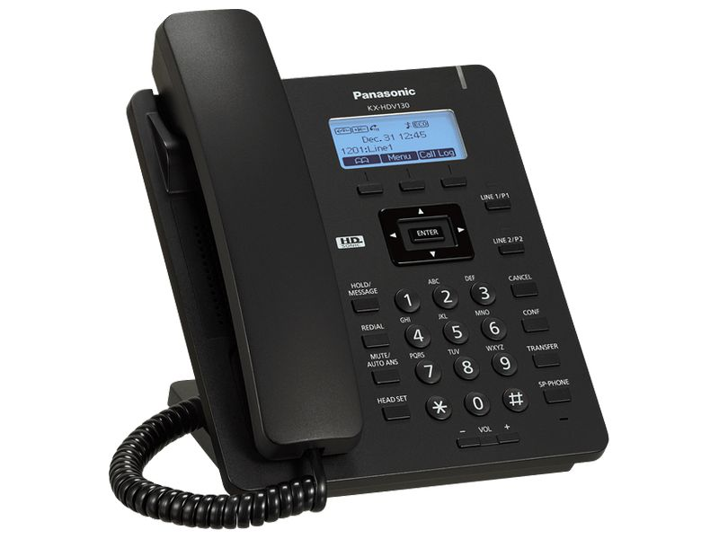 VoIP phone systems for small business: Panasonic KX-HDV130