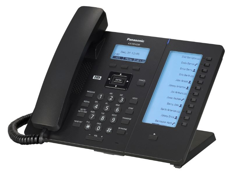 VoIP phone systems for small business: Panasonic KX-HDV230