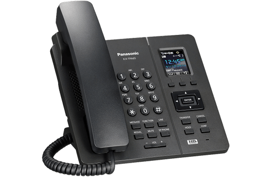 VoIP phone systems for small business: Panasonic KX-TPA65