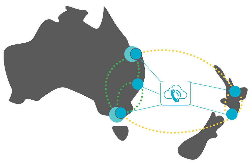 Access4 Map: Communication Solutions Brisbane